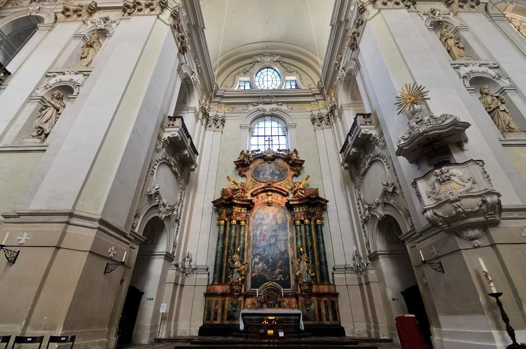 Album salzburg kerken 4 07s0204 salzburg kollegienkirche for Gulden interieur